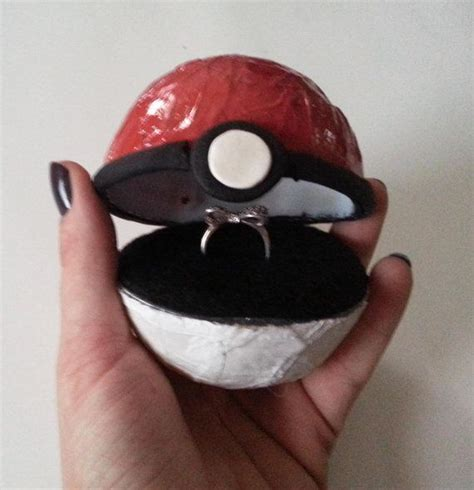 25 best ideas about pokeball ring on