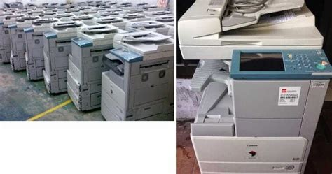 Mesin Fotocopy Ir5570 jual mesin foto copy second di surabaya