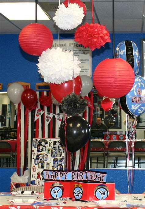 karate themed birthday party 1000 images about karate taekwondo party ideas on