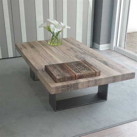 harga sketchbook toned modena distressed wood metal coffee table