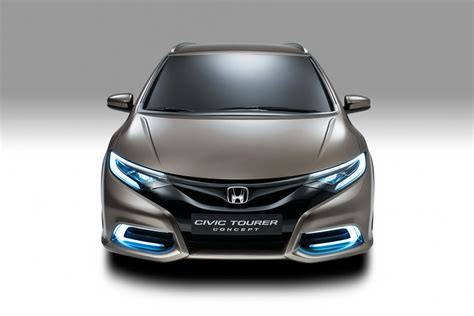 future honda civic honda civic wagon concept looks beautiful in geneva live