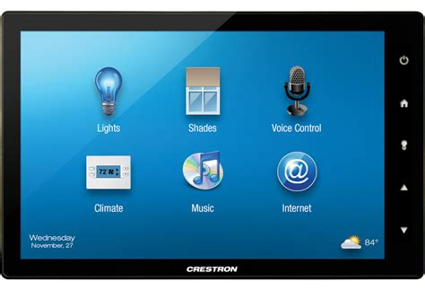 product specifications tsw 1050 crestron electronics tsw 1052 10 1 quot touch screen crestron electronics inc