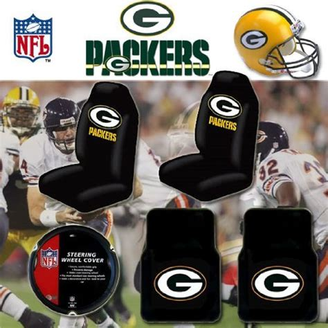 green bay packer seat covers for cars nfl green bay packers car seat covers floor mats and