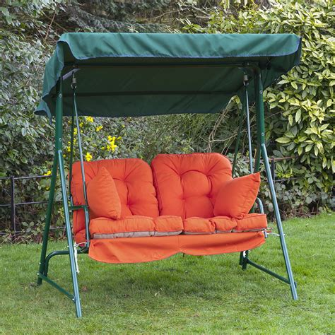 cushions for outdoor swings patio swing replacement cushions canada home design ideas