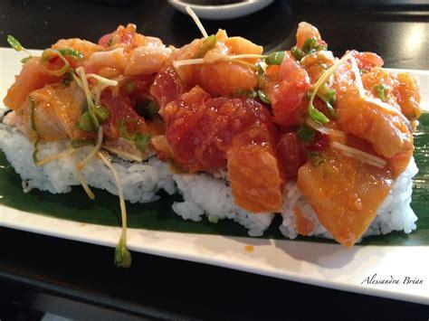 love boat sushi roll love boat sushi alessandra brian