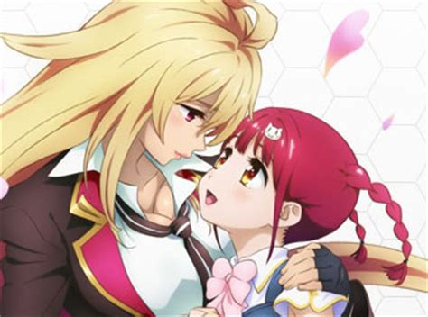 anime drive valkyrie drive mermaid anime airs this october new