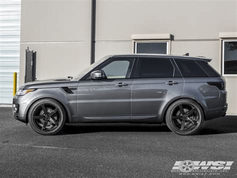 custom 2016 land rover 2016 land rover range rover sport with 22 quot vossen cv3 r in