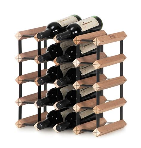 Wine Rack Kit 20 bottle wine rack kit