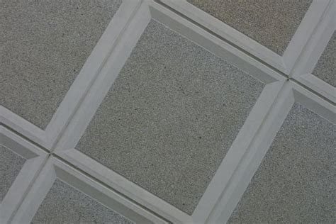 How To Paint Acoustic Ceiling Tiles by Ideas For Covering Up Ceiling Tiles