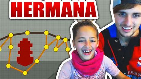 cojiendo conmi hermana jugando con mi hermana a poly bridge y m 225 s youtube