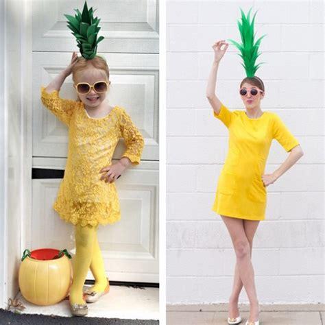 easy diy pineapple costume sugar bee crafts