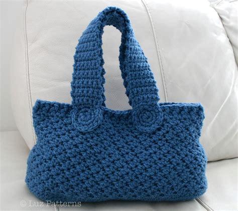 pattern crochet handbag crochet bag pattern instant download crochet handbag pattern