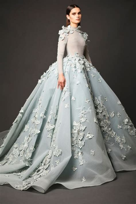 Wedding Dresses Designer Blue by Popular Light Blue Wedding Gown Buy Cheap Light Blue