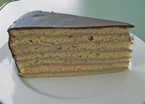 prinzregenten kuchen prinzregenten torte rezept mit bild ep1312