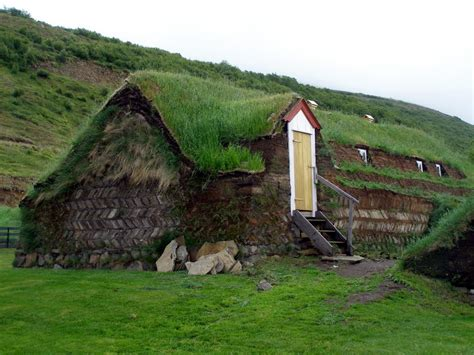 1 Homes by Panoramio Photo Of Turf Houses Laufos