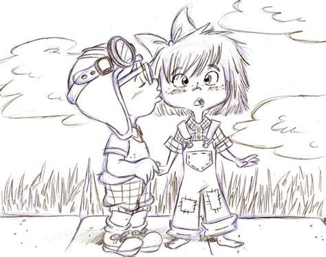 daily disney doodle from daily disney doodle carl and ellie from up