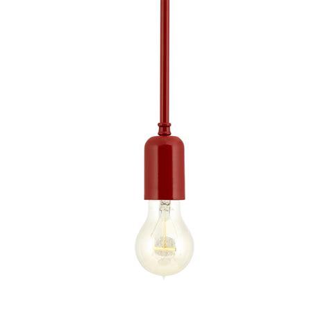 the downtown minimalist stem mount pendant barn light
