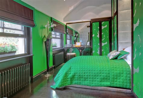 green and black bedroom 20 bedroom color scheme ideas