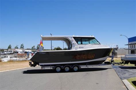 fishing boats for sale in perth new preston craft 8 5m cruiser power boats boats online
