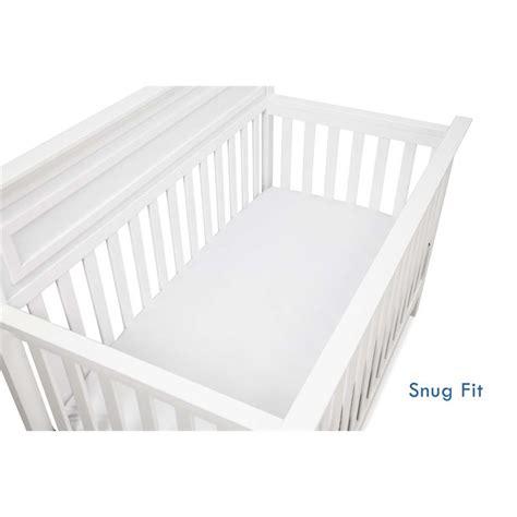 Davinci Crib Mattress Davinci Ultimatecoil Nontoxic Dual 260 Coil Crib And Toddler Mattress M5364c