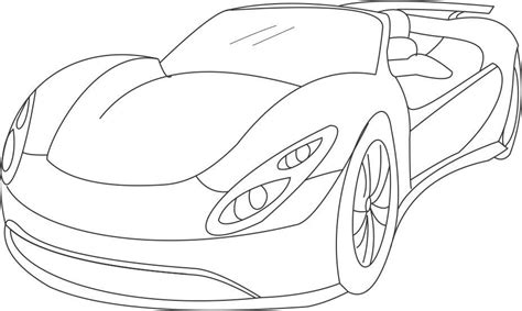 printable coloring pages for cars 2 car 2 coloring printable page for