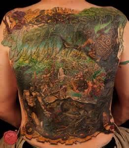 fantasy island tattoo http tattoonewmexico org island back