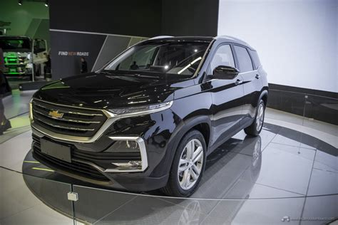 Chevrolet New 2020 by 2020 Chevrolet Captiva Price Release Date Redesing