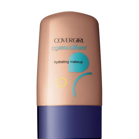 Foundation Covergirl covergirl smoothers hydrating makeup medium