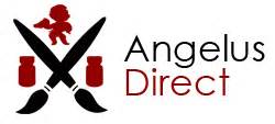 angelus paint logo dez customz