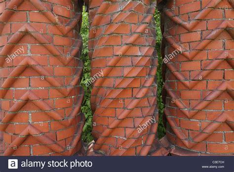 Decorative Bricks Uk by Chimney Stacks Made From Decorative Bricks Uk