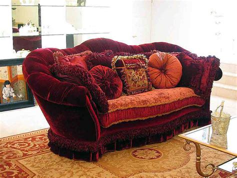 burgundy leather sofa decorating ideas rooms to go sectionals full sleeper sofas for small spaces