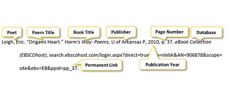 poem citation pscc libraries  pellissippi state