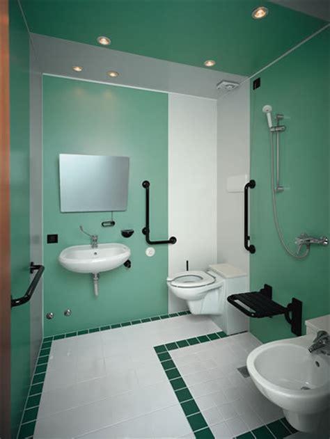 schema bagno disabili bagni per disabili bagni attrezzati accessibli per