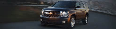 2017 chevrolet tahoe size suv chevrolet canada