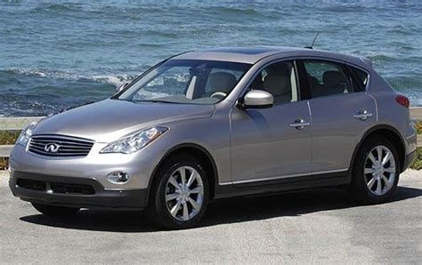 infiniti suv ex35 used 2008 infiniti ex35 for sale pricing features
