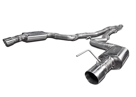2015 ford mustang ecoboost kooks catback exhaust w y pipe