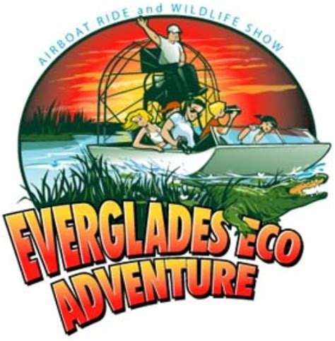airboat cartoon everglades clip art clipart