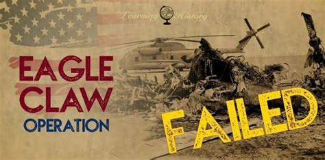 operation eagle claw modern war learning history