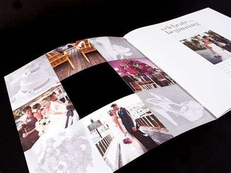 Wedding Company Brochure by Paradise Point Wedding Brochure Design Print And