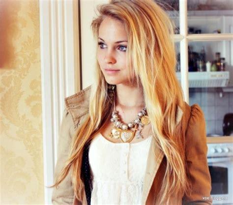 beautiful blonde emilie girl voe image 283929 on favim com