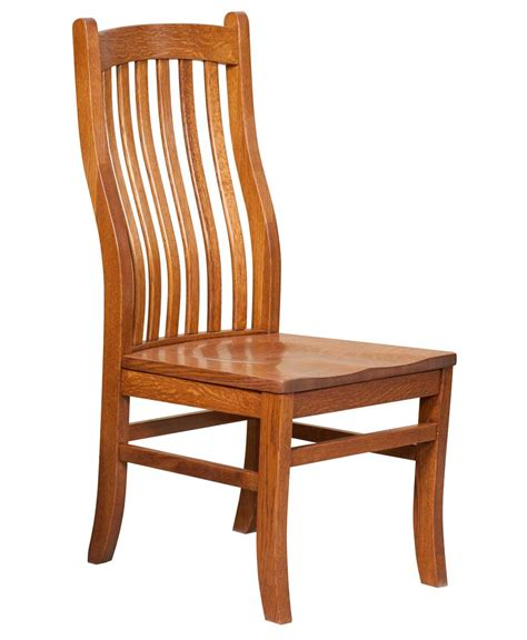 Arts And Crafts Dining Chairs Arts And Crafts Dining Chair Amish Direct Furniture