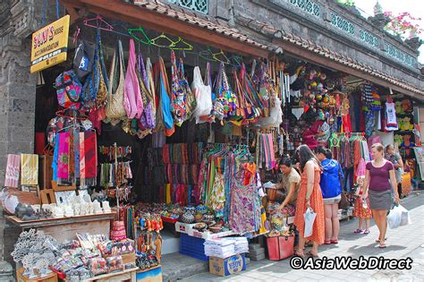 Daster St Bali top 10 bali shopping most popular shopping places in bali