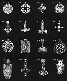 norse warrior symbols and meanings | the norwegian