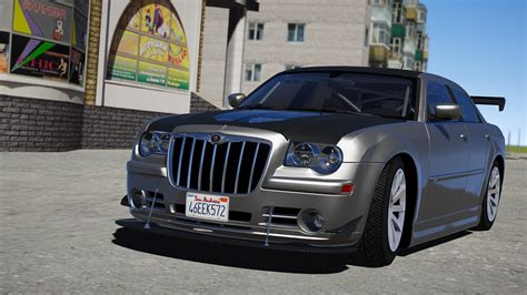 2008 Chrysler 300c Srt8 by 2008 Chrysler 300c Srt8 Tuning Livery Add On Dub