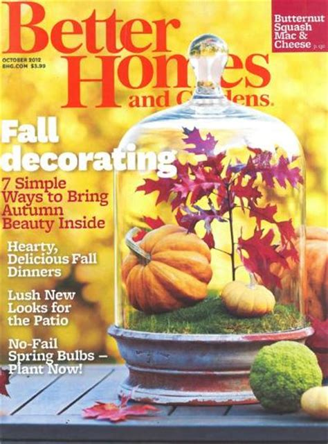 subscribe to better homes and gardens magazine free one