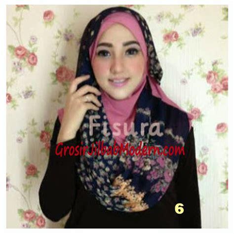 Jilbab Instan Fisura Jilbab Syria Cayla Fisura No 6 Grosir Jilbab Modern