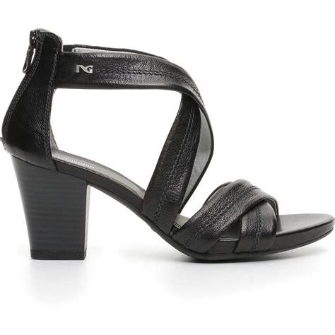 offerte nero giardini calzature nero giardini sandalo donna pelle nero 717590d lombardi