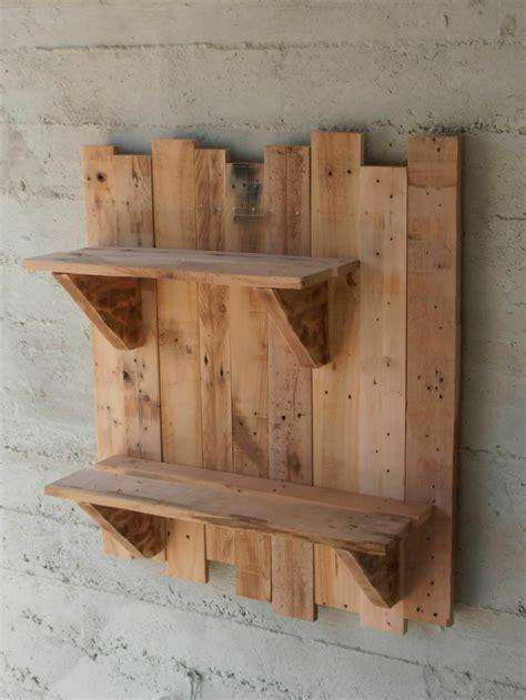 scaffale in legno fai da te scaffali fai da te