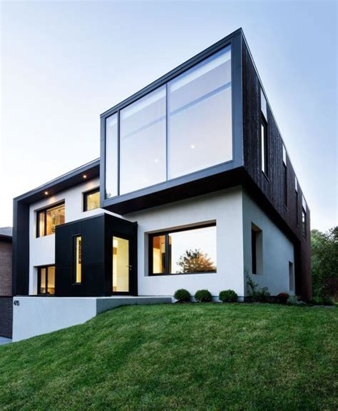 50s modern home design complete reconfiguration of a 1950s home in montreal