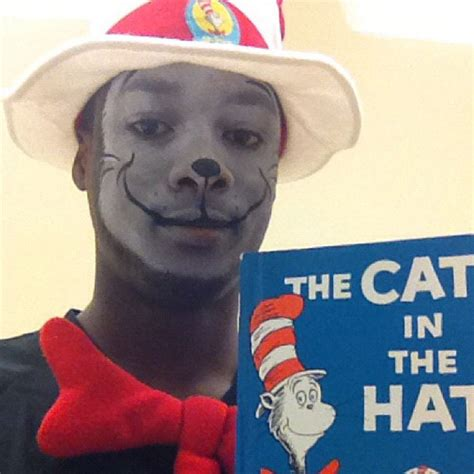 the cat in the hat dont jump on the couch harrison barnes was the cat in the hat for small iowan